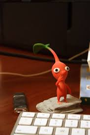 pikmin halloween costume i decided to attempt 3d modeling a red pikmin to be 3d printed