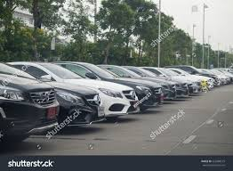 cars mercedes bangkok thailand january 6 2017 closeup stock photo 552488575