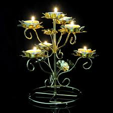 can you use tea light candles without holders buy send stainless steel with gold plating lotus shaped candle