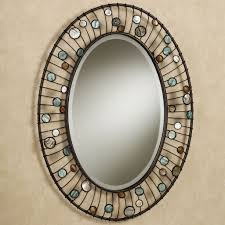 Round Bathroom Mirrors by Bathroom Enchanting Round Bathroom Mirror With Integrated Mirror