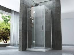 boxs doccia box doccia angolare vetro trasparente opaco bagno italia pa