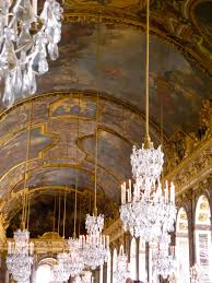 versailles chandelier let me eat cake my trip to versailles speck on the globe
