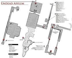 Dark Souls 2 Map Image 1 Undead Asylum Jpg Dark Souls Wiki Fandom Powered By