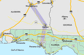 mexico toll road map northwest florida alabama florida toll may lure businesses