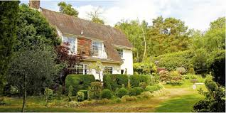country home winnie pooh author aa milne is up for sale