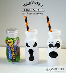 halloween drink ideas dimple prints