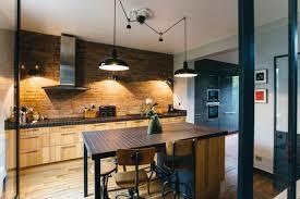 facade cuisine bois brut nouveau look pour sa cuisine galerie photos de dossier 30 145