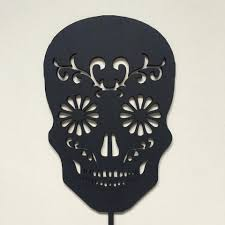skull cake topper sugar skull cake topper cake decoration cake decorating