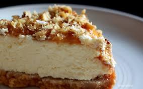 salted caramel and pecan cheesecake thebountifulplate
