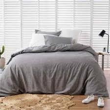 Linen Duvet Cover Australia Soho Linen Quilt Cover Set
