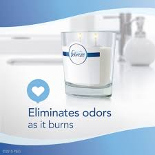 febreze scented candle with gain original air freshener 1 count