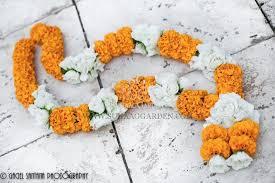 indian wedding garland suhaag garden ganesh wedding garland indian wedding decorator