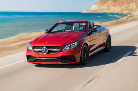 convertible mercedes red 2017 mercedes benz c class convertible pricing for sale edmunds