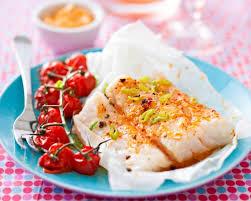 cuisine en papillote recette cabillaud beurre gingembre en papillote cahier de cuisine