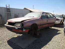 peugeot america junkyard find 1989 peugeot 405 s the truth about cars