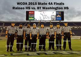 Fhsaa Flag Football West Coast Officials Association Wcoa