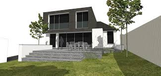 use of sip panel in contemporary extension to bungalow leaf