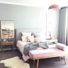 Gray And Pink Bedroom by Blush Bedroom Home Design Styles