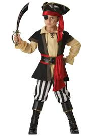 costume for kids kids scoundrel pirate costume