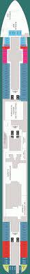 Disney Fantasy Floor Plan Balcony Cabin 5040 On Disney Fantasy Category 4e