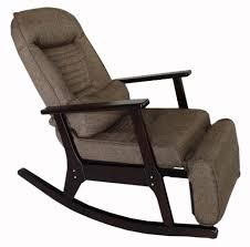 decorating using interesting rocking recliner for comfy home