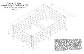 raised garden bed dimensions gardening ideas