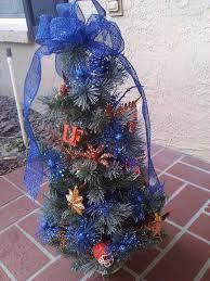 University Of Florida Interior Design by University Of Florida Gators Christmas Tree Lights Up Orange 24