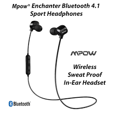lexus headphones uk mpow wireless in ear sweatproof sports bluetooth 4 1 enchanter