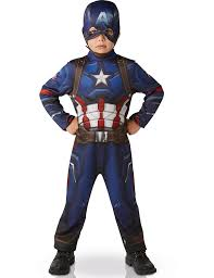 ironman halloween costume rubie u0027s official child u0027s marvel civil war classic captain america