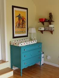 Using A Dresser As A Changing Table Modern Nursery Buymodernba Inside Changing Table Dresser Ikea