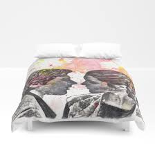 Star Wars Duvet Covers Han Solo And Princess Leia From Star Wars Duvet Cover By Idillard