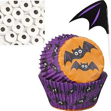 Wilton Cupcake Decorating Kit Easy Halloween Cupcake Recipes With Pictures