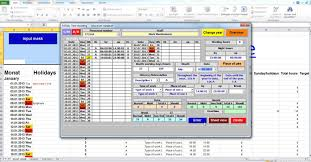 Machine Downtime Spreadsheet Track Time Calculate Time Time Tracking Application Excel Vba