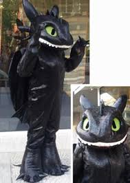 toothless costume toothless costume toothles mascot high end costume of