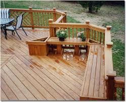 deck extraordinary pressure treated wood deck pressure treated