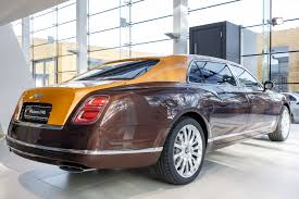 gold bentley mulsanne bentleymoscow ru