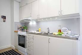 kitchen ideas with white cabinets and stainless steel appliances 15 kitchens with stainless steel countertops