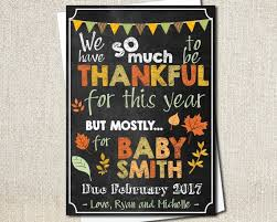 Announcing Pregnancy At Thanksgiving The 25 Best Thanksgiving Pregnancy Announcement Ideas On