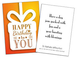 business birthday cards birthday cards for business can improve customer retention