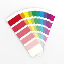 color swatches generic color swatches stock illustration illustration of colour
