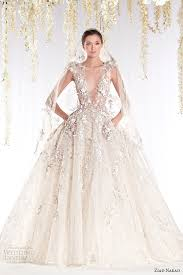 Couture Wedding Dresses If Cinderella Had A Flaky Fairy Godmother U2014 Magical Ball Gowns Fit