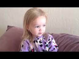 Chloe Little Girl Meme - chloe had a bad dream youtube