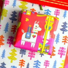 llama wrapping paper venice gift wrap wrapping ideas wraps venice