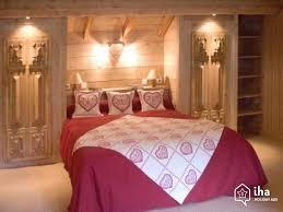 deco chambre montagne chambre adulte style montagne mobilier décoration