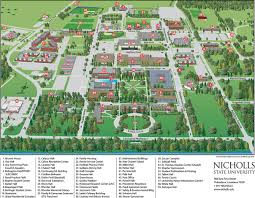 Mississippi State University Campus Map by Map Of Colleges In Mississippi And Louisiana Pictures To Pin On