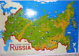 Russia Map Image Large Russia by Russia Maps Siberia Maps
