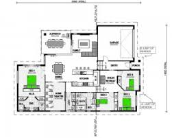 Sloping House Plans with House Plan Split Level Home Designs Stroud Homes House Plans
