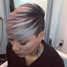 black women short grey hair 778 best black gray images on pinterest grey hair styles gray