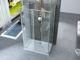 box doccia da esterno box doccia frameless in cristallo da 8 mm 3 lati due fisso e
