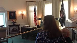 Oval Office Wallpaper by Lbj Oval Office All Original As The Day He Left Youtube